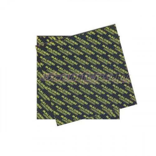Karbona plāksne membrānas lapiņām (mājiņai) Malossi