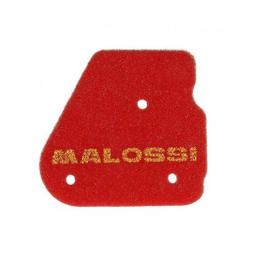 air filter foam element Malossi red sponge for Aprilia 50 2T (Minarelli engine), CPI 50 E1 -2003 M.1411407
