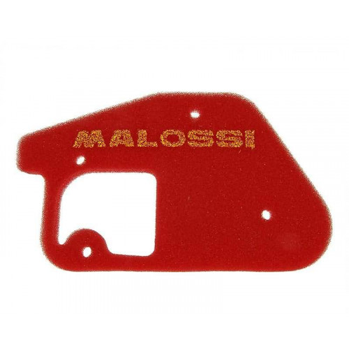 air filter foam element Malossi red sponge for Yamaha BWs, MBK Booster M.1411414