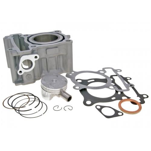 cylinder kit Naraku 125cc 52mm for Yamaha X-Max, YZF, WR 125 NK600.58