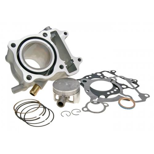 cylinder kit Naraku 125cc 52.4mm for Honda SH, NES, FES, PES, Keeway Outlook, Tell Logik 125 NK600.59