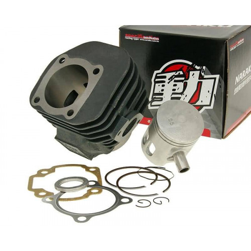 cylinder kit Naraku 113cc for Yamaha BWs, Aerox, Minarelli 100 2T NK702.02