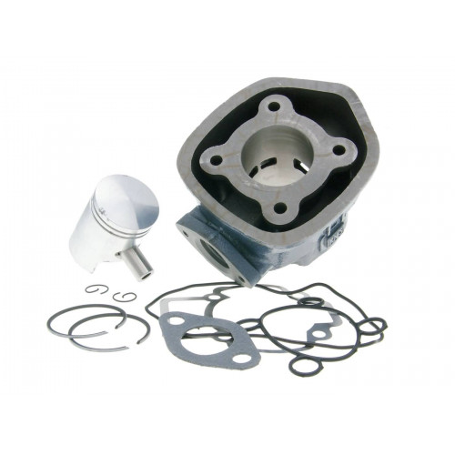 cylinder kit RMS Blue Line 50cc for Piaggio LC pentagonal 34546