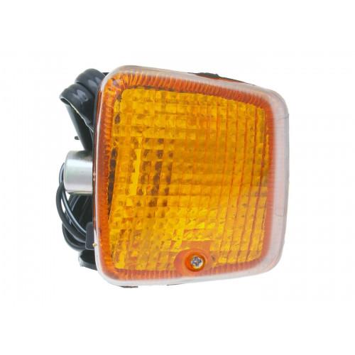 indicator light assy front left / rear right for Honda NE 50 Vision, SA 75 Vision VC33870