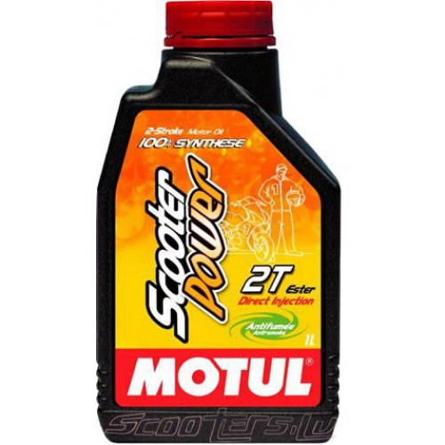 Motul Scooter Power 2T, 1L
